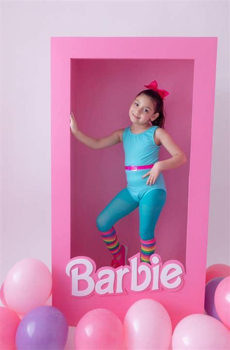 barbie box birthday thecreativeheartstudio