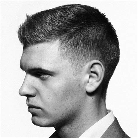 estilos militares de cabello cortes de pelo  hombres