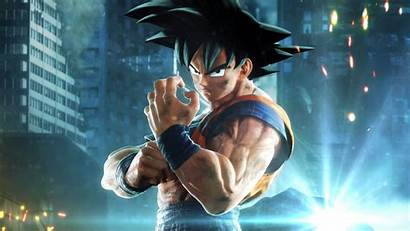 Goku Jump Force Anime Attitude 1080p Background