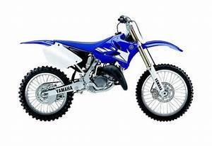 Yamaha Yz125 Service Manual Repair 2005 Yz 125