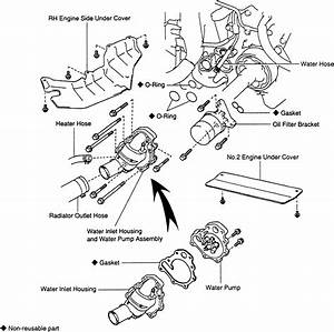 1992 Previa Engine Diagram