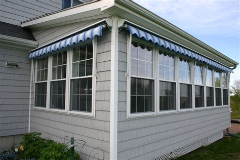 Retractable Window Awnings Rubusta-retractable Awning