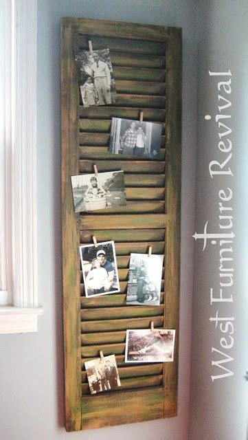 Decorating Ideas For Shutters by Here Are Some Creative Shutter Home Decoration Ideas
