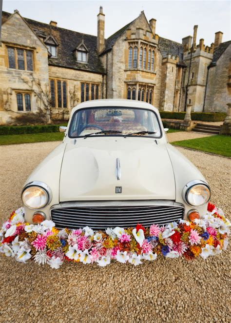 introducing kushi kars cotswold wedding car hire