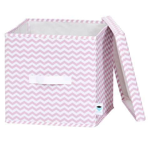 ordnungsbox mit deckel ordnungsbox mit deckel rosa chevron store it mytoys