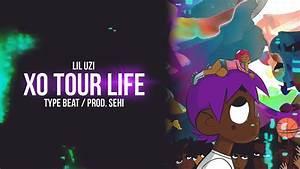 "Lil Uzi Vert Type Beat - ""XO tour life"" (Prod. Sehi) - YouTube"