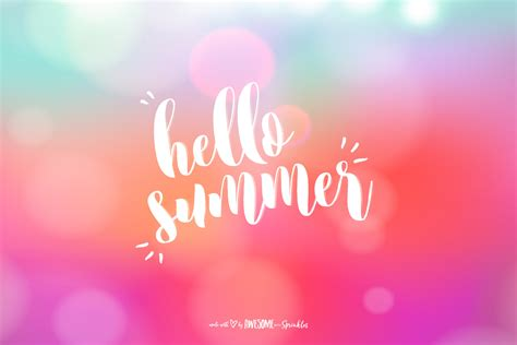 Desktop Summer Girly Wallpapers by Summer Flip Flops Wallpaper 55 Images