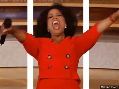 Oprah Scream Things Favorite Everyone Screaming Meme