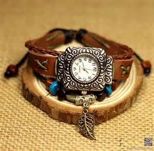 Beaded Bracelet Watches for Women