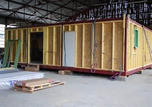 Maison Modulaire Bois : les maisons modulaires de roch constructeur bois ~ Melissatoandfro.com Idées de Décoration