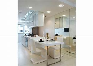 unbelievable hdb flats interior designs to help you With 3 room flat kitchen design singapore