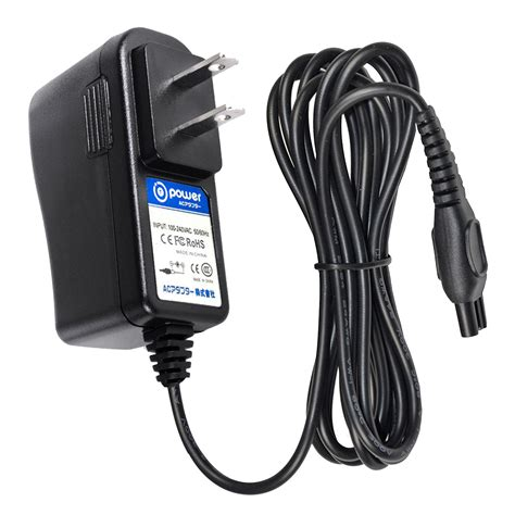amazoncom philips norelco charging cord charger cord adapter