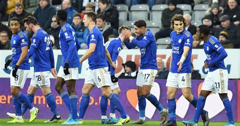 Newcastle Vs Leicester City / Previewing Newcastle United ...