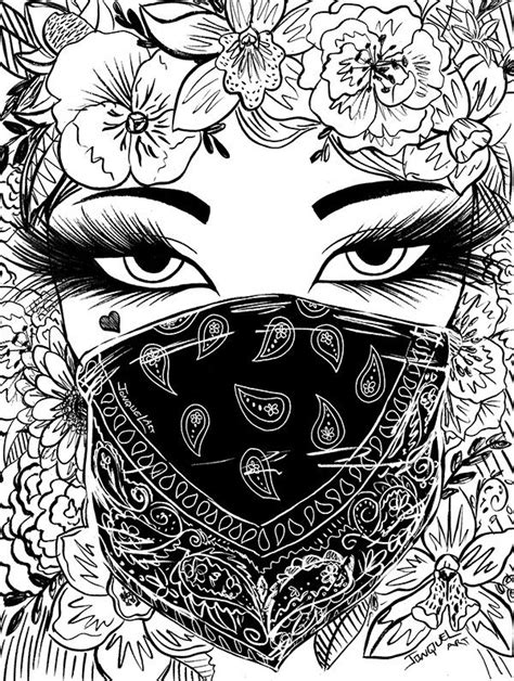 Ink and Pen fashion beauty illustration. in 2020 | Beauty