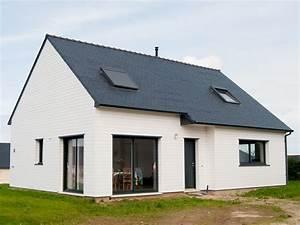 Maison En Kit Pas Cher 30 000 Euro : maison ossature bois constructeur maison parallele ~ Dode.kayakingforconservation.com Idées de Décoration