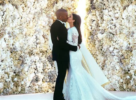 13 Drool-worthy Celeb Wedding Dresses