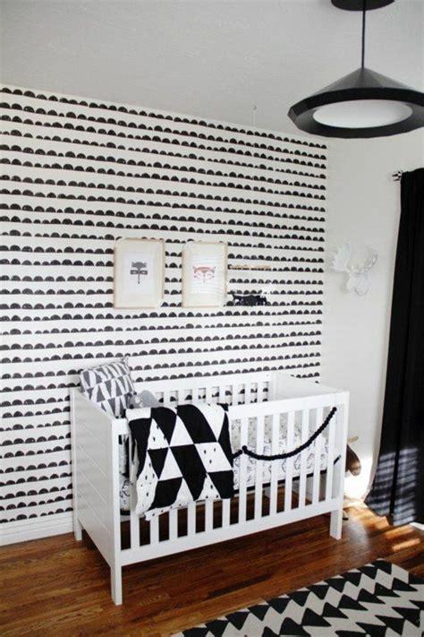 chambre leroy merlin le papier peint noir et blanc est toujours un singe d