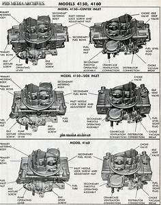 Tech Files  Holley 4150  4160 Id Carburetor Guide