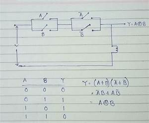 What Is The Logic Switching Circuit Of Xor And Xnor Gates