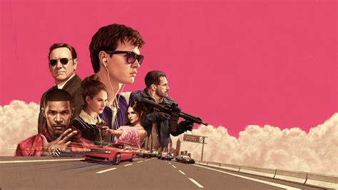 Baby Driver 2017 5k Movie Wallpapers