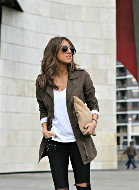 casual look with 3 claves para conseguir un look casual chic look and chic
