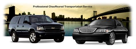 Car Service Transportation by Empire Car Service New York Executive Transportation