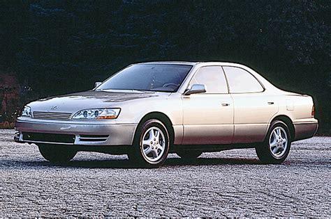 lexus es300 1990 96 lexus es 250 300 consumer guide auto