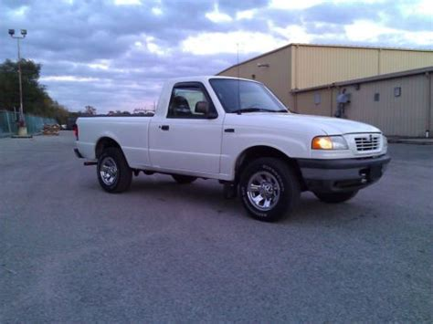 1999 mazda b2500 for sale by owner in fort mill sc 29716 sell used 1999 mazda b2500 se standard cab pickup 2 door 2 5l in knox indiana united states
