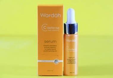 Harga Serum Wajah Merk Wardah manfaat serum vitamin c wardah untuk perlindungan ekstra