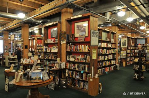 Top Five Bookstores In Denver