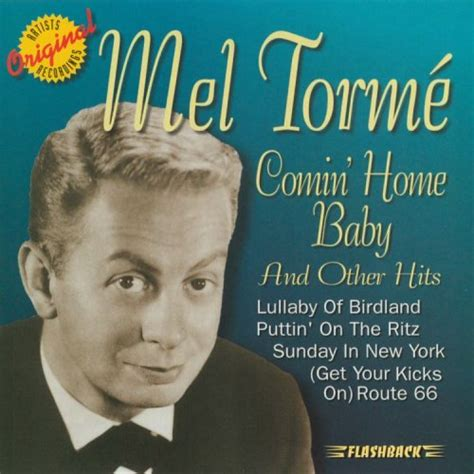 release comin home baby by mel torm 233 musicbrainz