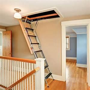 Escalier Escamotable Grenier : am nagement des combles ce qu 39 il faut savoir blog but ~ Melissatoandfro.com Idées de Décoration