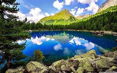 Spring Landscape Wallpapers Screen Mountain Wide Pixelstalk
