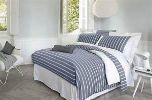 Linge De Maison Descamps : linge de lit descamps marin mari e www ~ Melissatoandfro.com Idées de Décoration