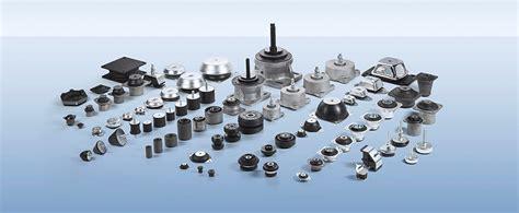 vibration isolation acoustic products