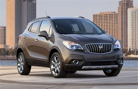 Buick Encore by 2013 Buick Encore Crossover Crossover Due Early Next Year