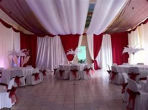 Décoration Salle Mariage : decoration de salle de reception le mariage ~ Melissatoandfro.com Idées de Décoration