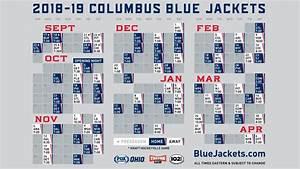 Columbus Blue Jackets Schedule Photo Album Best Fashion