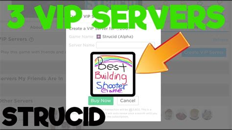 roblox strucid vip servers   vip servers september