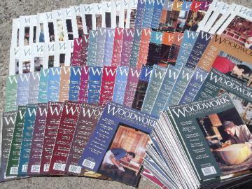 woodworking hobby books  magazines