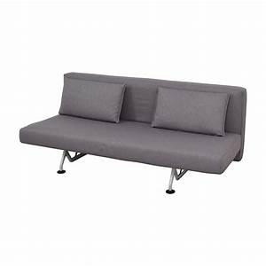 84 off design within reach dwr design within reach grey With sliding sofa bed