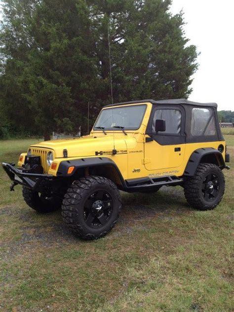 jeep yellow yellow jeep jeeps pinterest