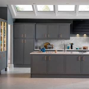 Grey Kitchens Grey Kitchen Cabinets & Units Magnet