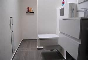 Badgestaltung Ohne Fliesen : badgestaltung ohne fliesen das beste aus wohndesign und ~ Michelbontemps.com Haus und Dekorationen
