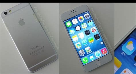 iphone 6 clone iphone 6 clone is out runs on android softpedia