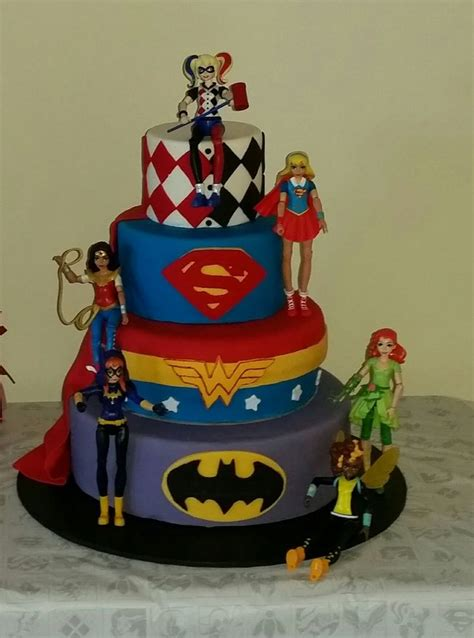 479 Best Images About Girls Superhero Birthday Party On