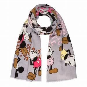 Codello Disney Schal : schal mit mickey mouse mit diesem farbenfrohen schal aus ~ A.2002-acura-tl-radio.info Haus und Dekorationen