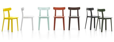 shop stools with backrest vitra all plastic chair