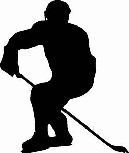 Clipart Hockey Player - Cliparts.co