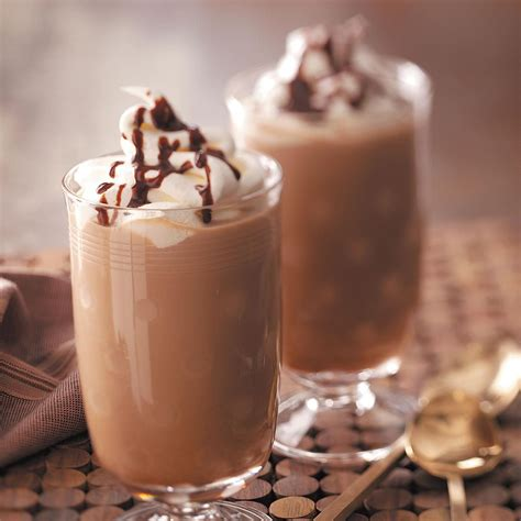 If you want a thicker frappe, add a little more ice. Frappe Mocha Recipe | Taste of Home